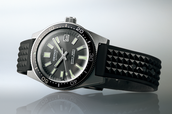 Seiko's first ever diver's watch is re-born in Prospex. | News | Seiko  Watch Corporation