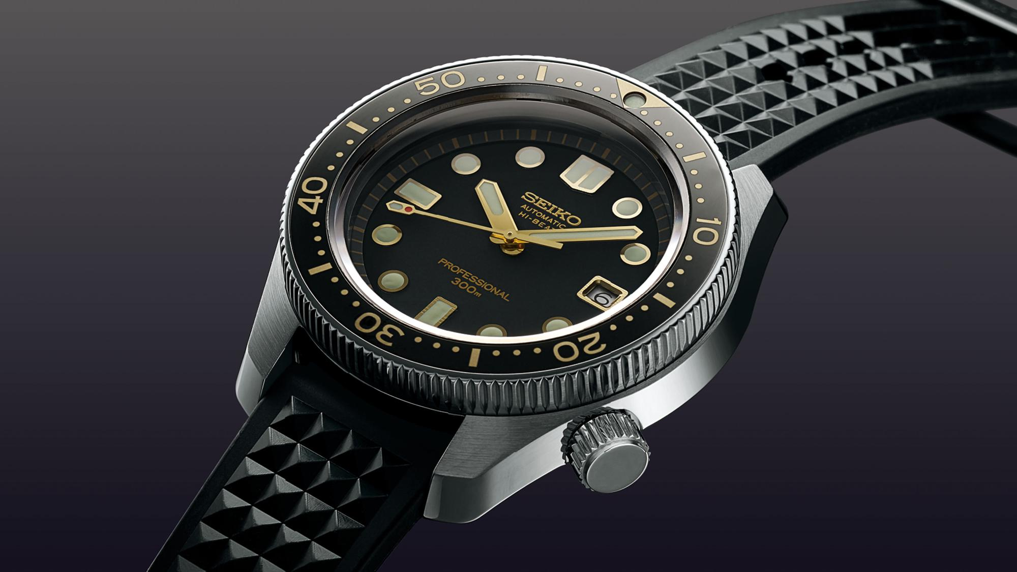 Seiko s expertise in diver s watches is celebrated in the new Prospex  collection  43afc92a2