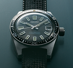 Seiko's first ever diver's watch is re-born in Prospex
