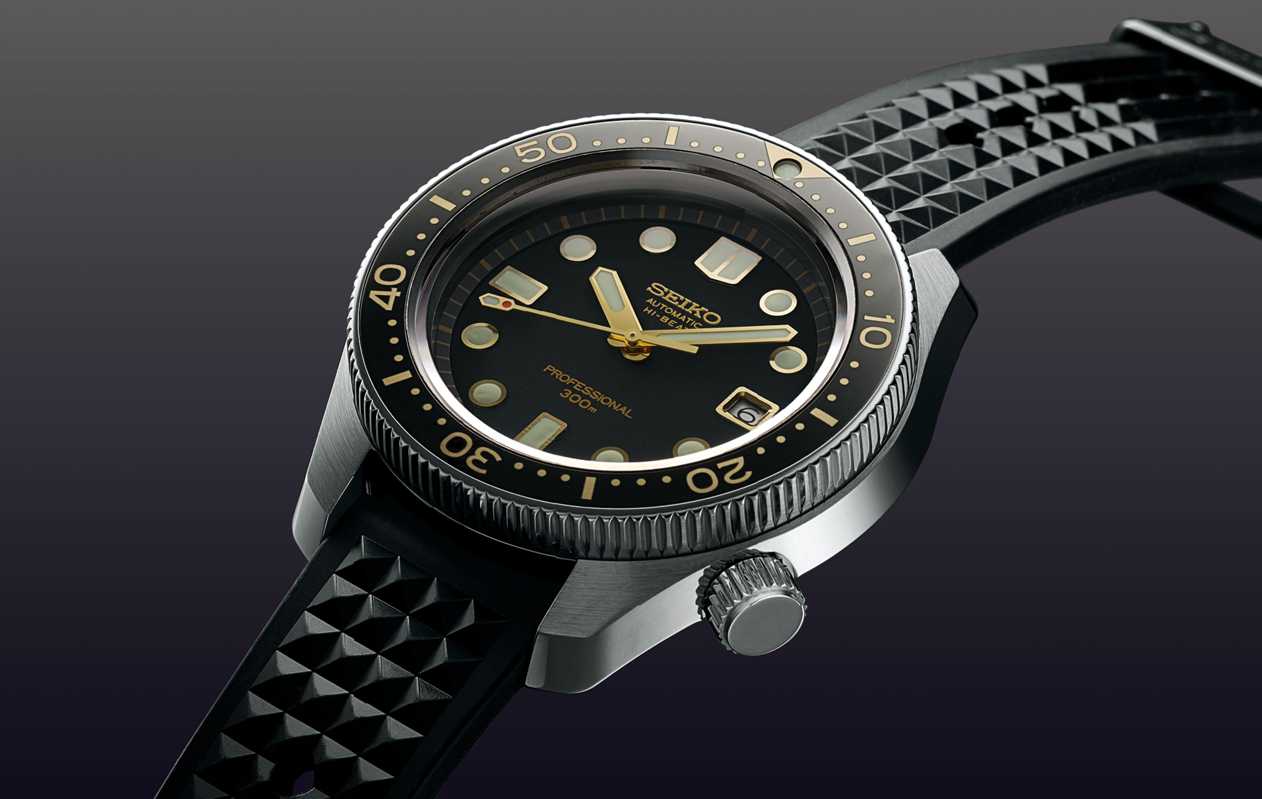 in stock 40db5 9d75c Seiko's expertise in diver's watches is celebrated in the ...