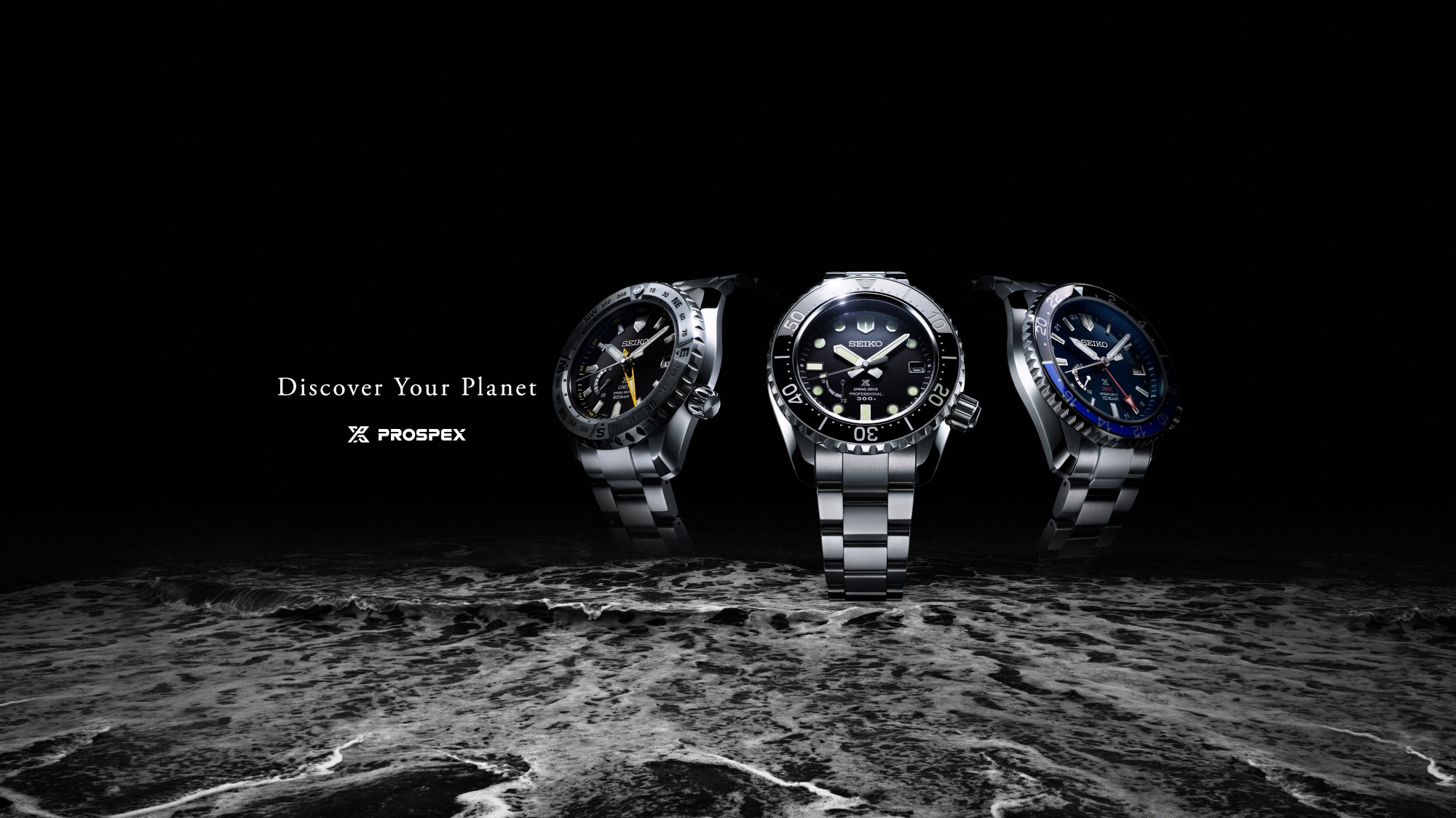 Discover Your Planet. Prospex
