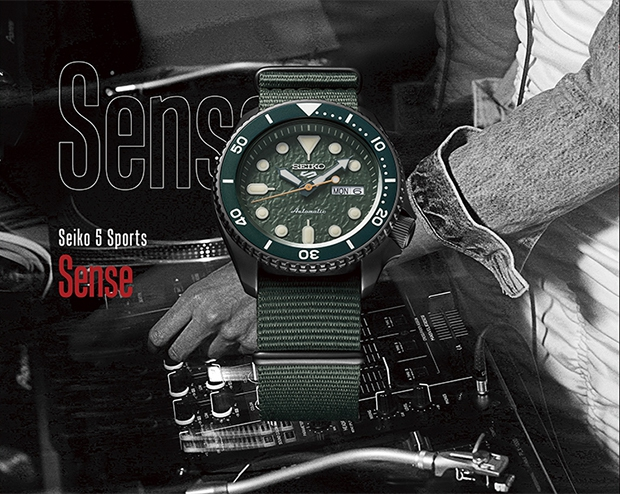 Photo of Seiko 5 Sports Sense