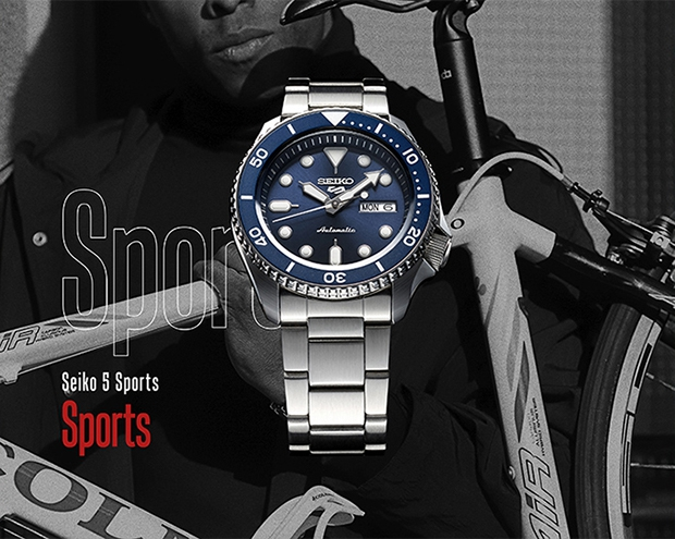 Photo of Seiko 5 Sports