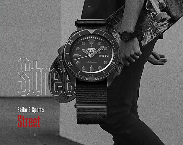 Photo of Seiko 5 Sports Street