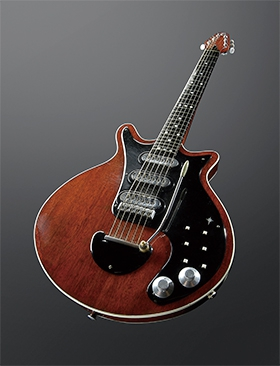 Photo of The ''Red Special''